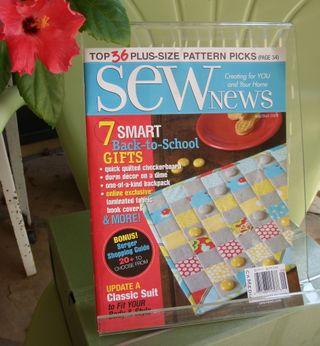 Sewnewscover
